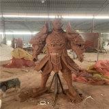 汕頭玻璃鋼景觀雕塑 歷史人物雕塑