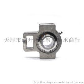 不锈钢T型滑道外球面轴承SUCT206 209