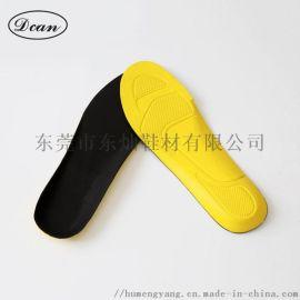 运动鞋垫防滑减震pu发泡弹力除臭吸汗鞋垫