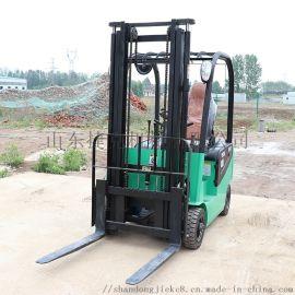 捷克机械供应 电动叉车 电动搬运叉车 1吨高配版