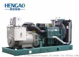 潍坊自启动500kw沃尔沃柴油发电机组