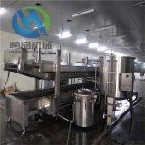 洋蔥酥片油炸生產線 魚丸油炸加工設備 自動刮渣