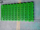 羊舍新式塑料漏粪板 奶山羊漏粪板羊用塑料漏粪床