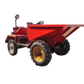 工程用铲土运输车柴油翻斗车混凝土工程车