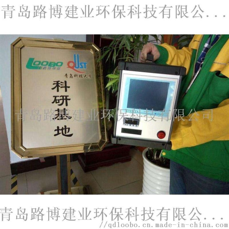 鐳射直讀煙塵分析儀德國菲索STM 500激