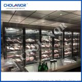 供應乾式熟成櫃溼式牛肉排酸展示冰箱和牛安格斯牛肉櫃