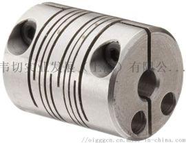 RULAND 螺旋切缝 弹性联轴器 PCMR29-12-12-SS