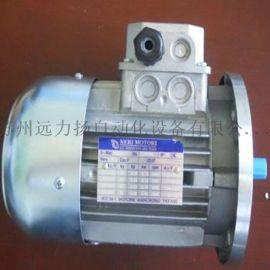 专业销售NERI刹车马达T80C8 0.37kw