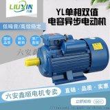 單相電機220V小型兩相0.75kw非同步電動機