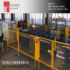 黑龙江厂家供应钢筋连接器擦焊机