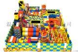 廠家熱賣積木城堡兒童樂園設備配件