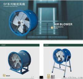 德东产品信息 SF6#1.5三相式SF轴流通风机