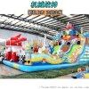 广场儿童充气城堡蹦蹦床乐园是受小朋友们喜爱的款式