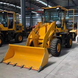 小型轮式工地用装载机 农用小铲车 920工程建筑装载机