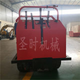 四川1.5吨全地形爬山虎图片小型手推式履带式运输车