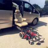 商务车可分离式福祉座椅 残疾人行走式轮椅车