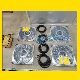 气垫搬运车定制, 半导体设备搬运用气垫搬运装置