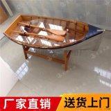 巴音歐式裝飾船實木定製時尚