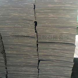 长城橡胶厂家直销夹布橡胶板,抗撕胶板,布纹板