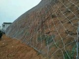 主動攔石網 主動防護網安裝