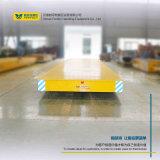 耐高温可转弯液压平板车10吨无轨电动平车卷材平移车