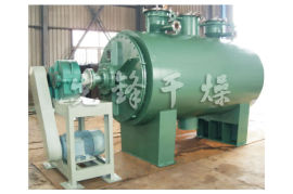 ZPG真空耙式干燥机——**干燥