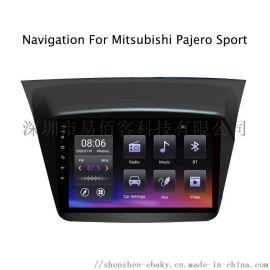 车载GPS导航适用于三菱帕杰罗