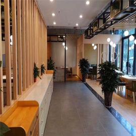 文化宫木纹铝方管外墙型材 骡马市格栅矩形铝方管