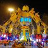 机器  黄峰游乐设备 24座变形金刚游乐园设施