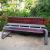 天鑫园林 户外不锈钢长椅 防腐木户外坐凳 成品坐凳