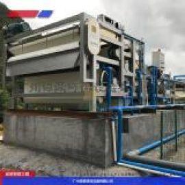 污水处理 污水压滤机