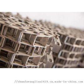 不锈钢马蹄链网带