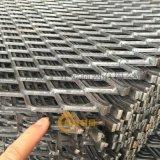 装饰钢板网菱形网窗户防护网拉伸网防护网可裁片裁段