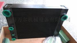 昆西螺杆机配件散热器冷却器G15015030-001