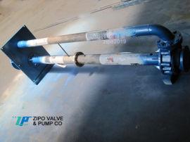 自贡自泵水泵厂无阻塞液下泵废水泵液下排污泵