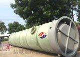 安裝一體化污水提升泵站有哪些優勢