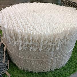 萍乡科隆供应塑料250Y规整填料孔板波纹填料