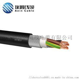NYRY铠装聚 乙烯绝缘电力电缆