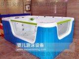 遼寧嬰兒游泳館亞克力嬰兒游泳池設備廠家