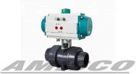 美国AMISCO进口气动塑料球阀