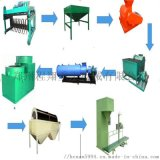 粉狀有機肥料的生產線及設備