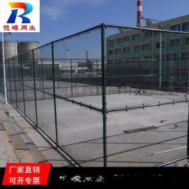 武汉篮球场围网 体育球场运动场围网