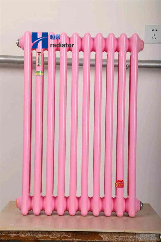QF9B06鋼管柱形散熱器 GZ306鋼三柱暖氣片