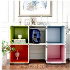 广东ABS塑料收纳柜、组合柜、DIY收纳柜生产厂家