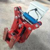 龙门吊轨道安全防护夹轨器  防风液压夹轨器