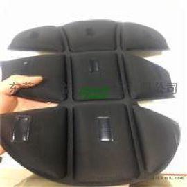 厂家定做eva登山运动护具 eva护颈护腰产品