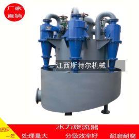 水力旋流器聚氨酯旋流器组细沙回收矿山旋流器沉沙嘴旋流除砂器