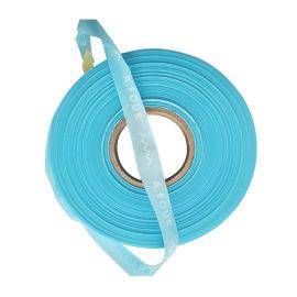 厂家供应蓝色印花tpu 热风防水胶带 印花胶膜