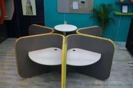 苏州格丽室办公家具  可插图钉 吸声降噪的办公家具