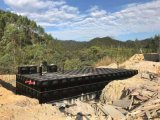地埋式消防箱泵一体泵站厂家直销